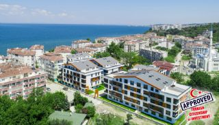Modern Apartments for Sale 50 m to the Coast, Yalova / Cinarcik