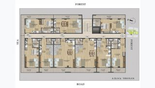Modern Apartments for Sale 50 m to the Coast, Property Plans-3