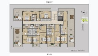 Modern Apartments for Sale 50 m to the Coast, Property Plans-4