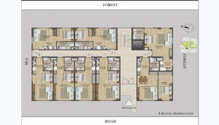 Modern Apartments for Sale 50 m to the Coast, Property Plans-5