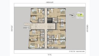 Modern Apartments for Sale 50 m to the Coast, Property Plans-16