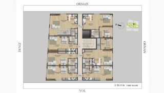 Modern Apartments for Sale 50 m to the Coast, Property Plans-19