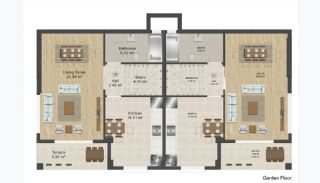 Tastefully Designed 4+1 Real Estate in Termal, Property Plans-2
