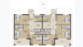 Tastefully Designed 4+1 Real Estate in Termal, Property Plans-3