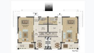 Tastefully Designed 4+1 Real Estate in Termal, Property Plans-4