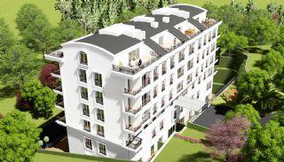 Modern gestaltete neue Yalova Wohnungen in Termal, Yalova / Termal