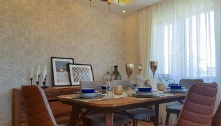 Lyxiga lägenheter med havsutsikt i centrum av Yalova, Interiör bilder-3