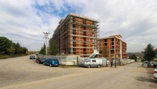 Yalova'da Şehrin Cazibe Merkezinde Otel Konseptli Daireler, İnşaat Fotoğrafları-1