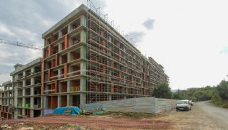 Yalova'da Şehrin Cazibe Merkezinde Otel Konseptli Daireler, İnşaat Fotoğrafları-4