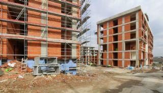 Yalova'da Şehrin Cazibe Merkezinde Otel Konseptli Daireler, İnşaat Fotoğrafları-5