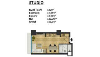 Luxueux Immobilier Avec Revenus Locatifs Élevés à Yalova, Projet Immobiliers-2