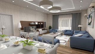 Appartements Facilement Louables Vue Mer à Çınarcık Yalova, Photo Interieur-3